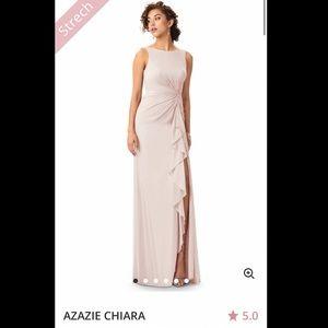 Azazie Vintage Rose Chiara Bridesmaid Dress
